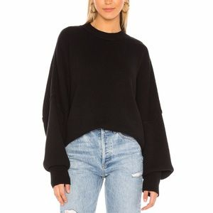 Free People Easy Street Oversized Sweater Tunic